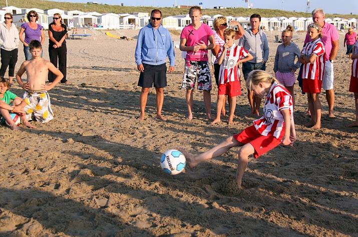 Voetbal-penalty