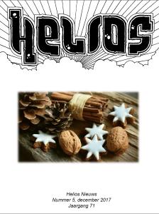 Helios Nieuws december 2017