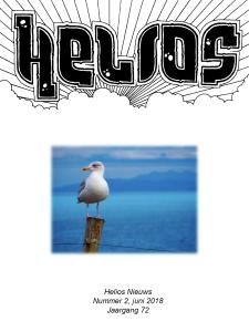 Helios Nieuws juni 2018