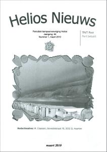 Helios Nieuws maart 2010