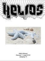 Helios Nieuws maart 2019