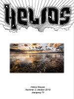 Helios Nieuws oktober 2019