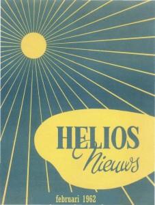 Helios Nieuws 1962 - Nummer 2 - Februari