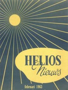 Helios Nieuws 1963 - Nummer 1 - Februari
