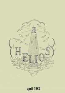 Helios Nieuws 1963 - Nummer 2 - April