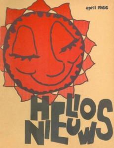 Helios Nieuws 1966 - Nummer 3 - April
