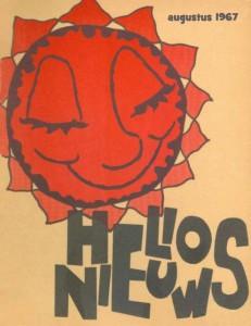 Helios Nieuws 1967 - Nummer 4 - Augustus