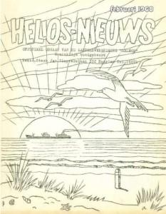 Helios Nieuws 1968 - Nummer 1 - Februari