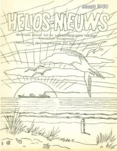 Helios Nieuws 1968 - Nummer 2 - Maart