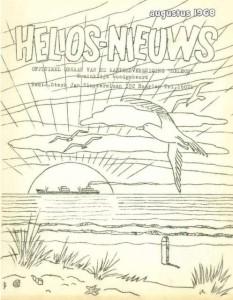 Helios Nieuws 1968 - Nummer 3 - Augustus