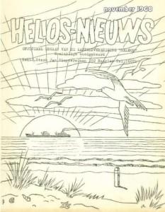 Helios Nieuws 1968 - Nummer 4 - November