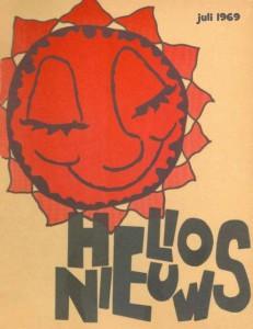 Helios Nieuws 1969 - Nummer 3 - Juli