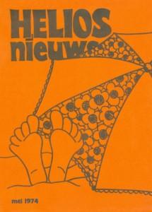 Helios Nieuws 1974 - Nummer 2 - Mei