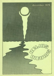 Helios Nieuws 1979 - Nummer 4 - December
