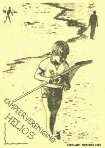 Helios Nieuws 1982 - Nummer 1 - Februari